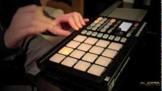 Making a Beat From Scratch • Maschine Mikro - Stafaband