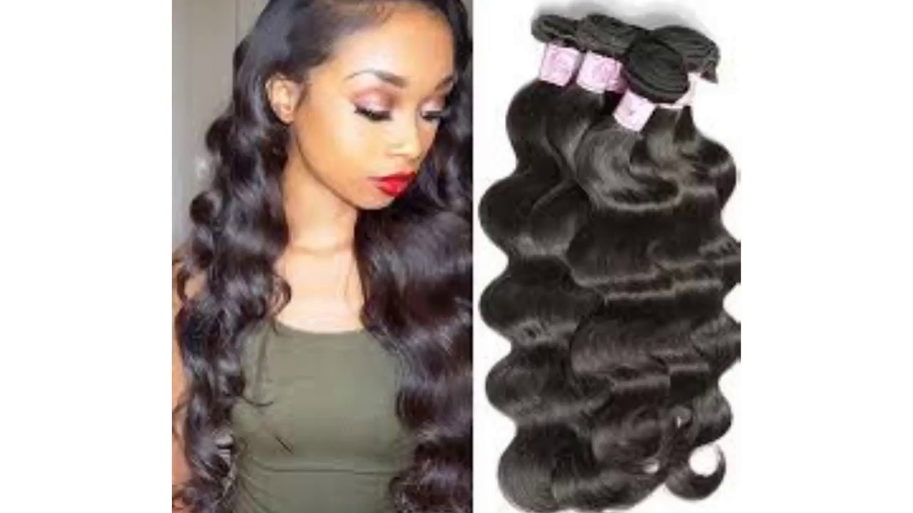 Types Of Human Hair Texture Weaves And Their Names Youtube