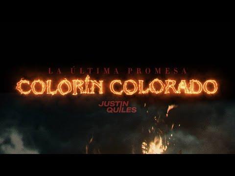 Justin Quiles - Colorín Colorado (Audio Oficial)