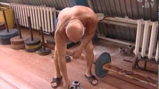 Самый сильный «дед» в мире Михаил Вербицкий: 64 года - ещё не предел для побед!