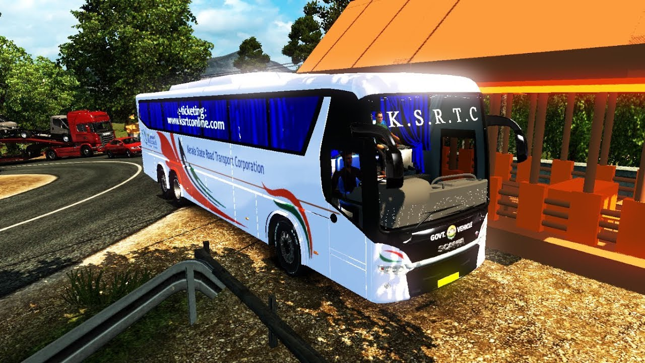 Scania Metrolink Multi Axle Bus Ets2 V1 30 And Above By Brantas