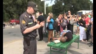 Пьяные на улицах (видео)