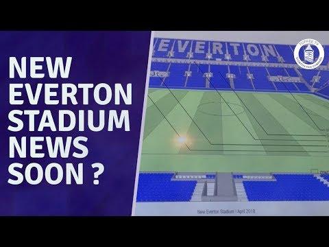 New Everton Stadium News Soon?