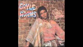 Gayle Adams - Let