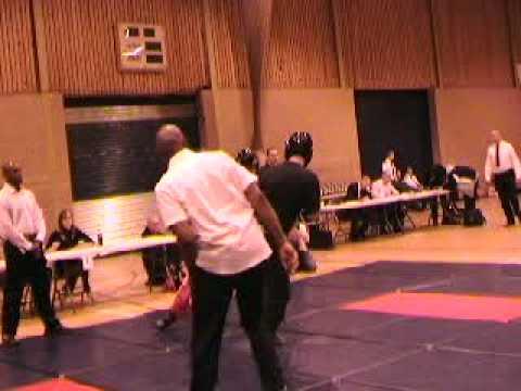 Danny Pearce 2008 BKFA Nationals Semi-contact Fight