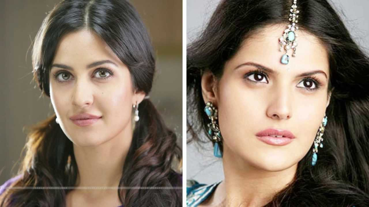 zarine khan and katrina kaif relationship