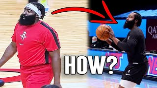 James Harden Lost ALL OF HIS FAT For His Brooklyn Nets NBA Debut! How did he lose this weight?