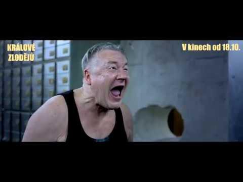 Králové zlodějů, HD trailer, cz titulky