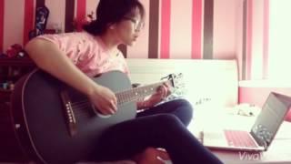 Cứ thế mong chờ ( guitar cover )
