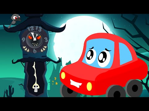 little red car | the clock has struck thirteen | Halloween s