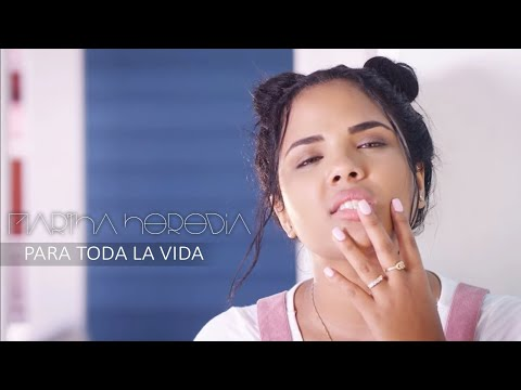 Martha Heredia - Para Toda La Vida (Official Video)