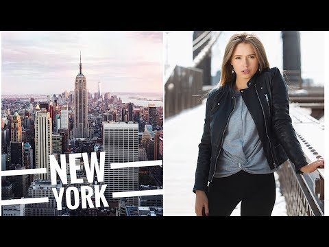 МОЯ ЖИЗНЬ В НЬЮ-ЙОРКЕ | Кем я работаю?