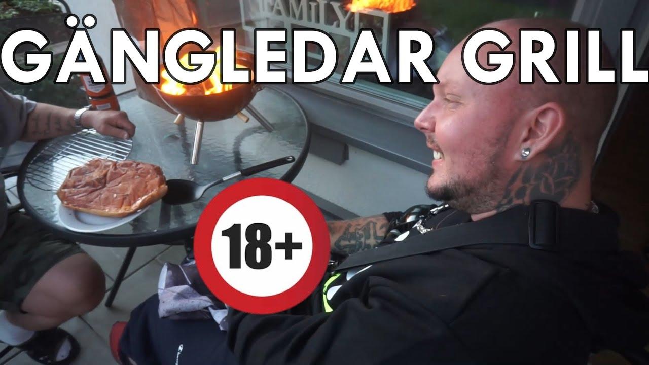 GÄNG GRILL I ORTEN * STRONG