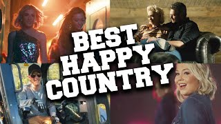 Happy Country Songs 2020 That Make You Feel Good 😊 Best Happy Country Music Mix with Lyrics