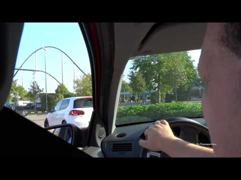 Europa Park Eintrag/entry - 2014 - Part 1
