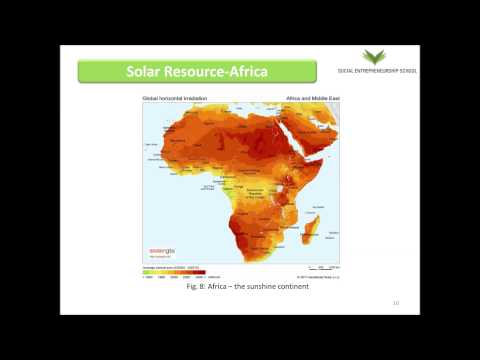 SES Solar PV for rural Electrification