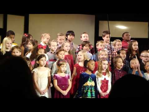 "Lakewood Christian Schools ""A night in Bethlehem"" December 2014"