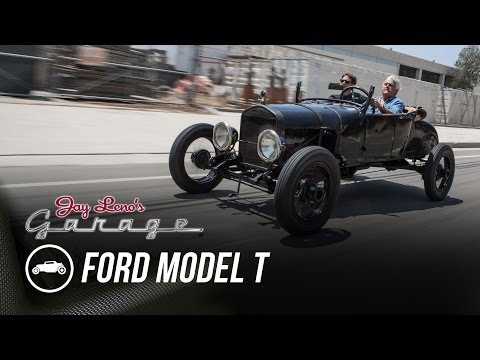 1927 Ford Model T - Jay Leno's Garage