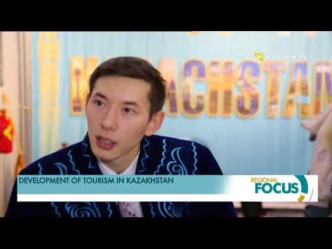 Development of tourism in Kazakhstan
