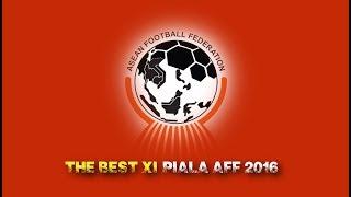 Daftar 11 Pemain Terbaik di Piala AFF 2016, Indonesia dan Thailand Sama-sama Mendominasi!