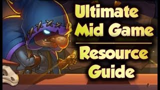 Idle Heroes - Ultimate Mid Game / Resource Guide (Official & Private Server)