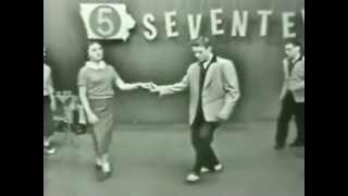 "The Stroll w/ The King of The Stroll: Chuck Willis - Betty and Dupree (""Seventeen"")"