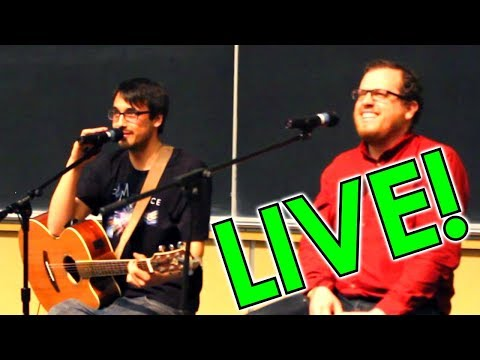LIVE: More Than Birds ft. Singing Chemist Jason Hawkins