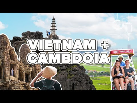 Vietnam + Cambodia | Intro Travel