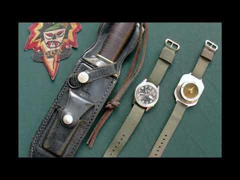 Seiko's MACV-SOG Wristwatches In Vietnam 1968-1972