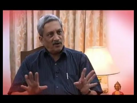 Exclusive interview with Goa CM Manohar Parrikar