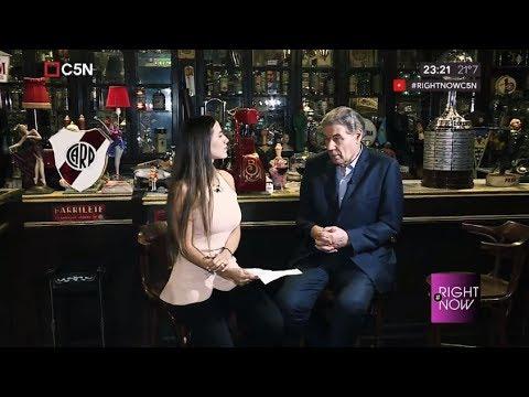 Right Now: Entrevista a Julieta Camaño