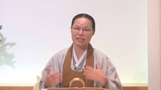 Letting Go 원불교 이오은(정옥)박사 Won Buddhism 놓는 공부 Chung Ohun Lee