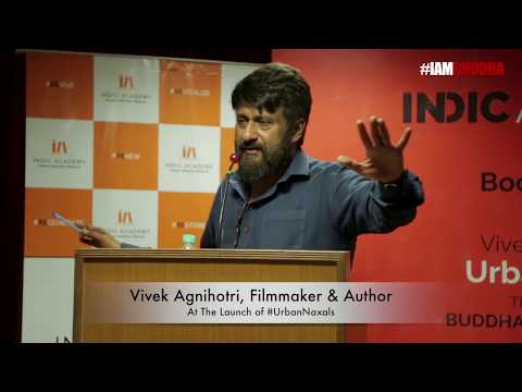 vivek-agnihotri's-book-launch-at-chennai