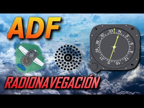 ADF | Radionavegación |