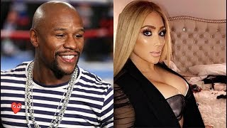 Floyd Mayweather Gushes Over 'L&HH' Star Nikki Mudarris' Smoldering Braless Pic