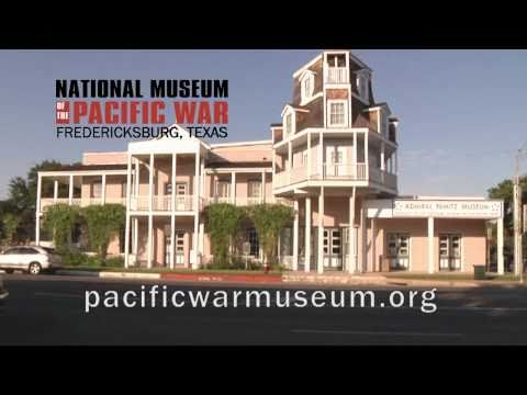 :30 National Museum of the Pacific War commercial