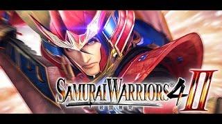 Samurai Warriors 4-II | Testando o jogo!