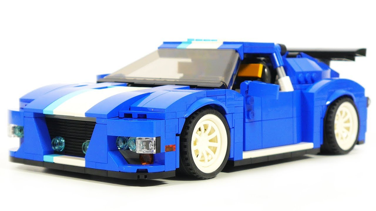 Lego Creator 31070 Turbo Track Racer Youtube