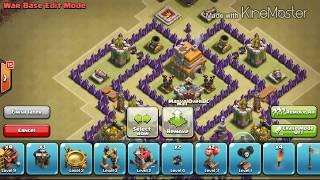 Th7 Anti-Dragon 3x Lightning War Base