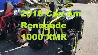 Video 2018 Can-am Renegade XMR 1000 Review download MP3, 3GP, MP4, WEBM, AVI, FLV Januari 2018
