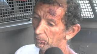 PRISÃO FRANCISCO HOMICIDA