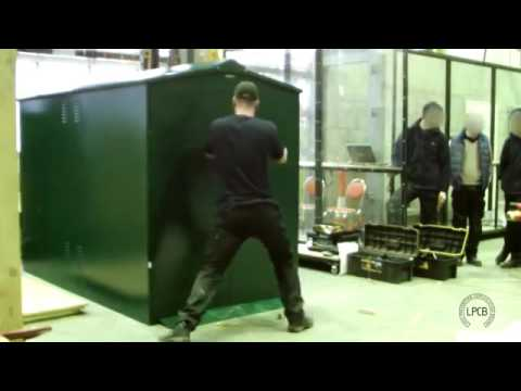 How Secure Is The Asgard Centurion Metal Shed?