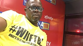 Watch The WVON Morning Show...Trump Ruins My Trip to White House!