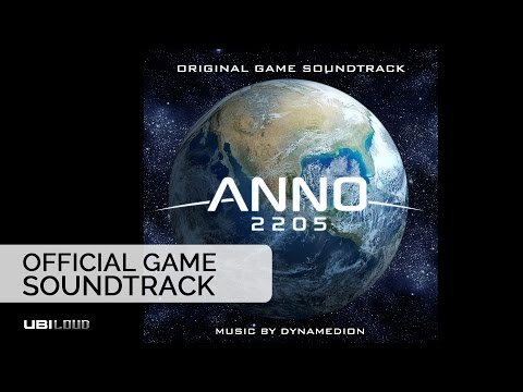 Anno 2205 OST / Dynamedion - The Truth Lies Hidden Beneath the Ice (Track 26)