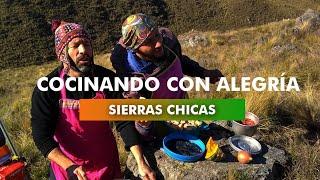 COCINANDO con ALEGRÍA | Sierras Chicas | Hoy No Duermo en Casa