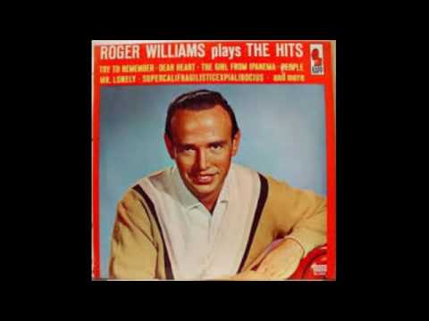 Roger Williams ‎– Roger Williams Plays The Hits - 1965