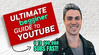 🎬  How to Start A Successful YouTube for Beginners [ EPIC TUTORIAL ]