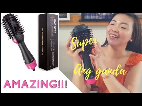 trending:-one-step-hair-dryer-and-styler-brush-2-in-1--revlon-knockoff-|-lazada-purchase