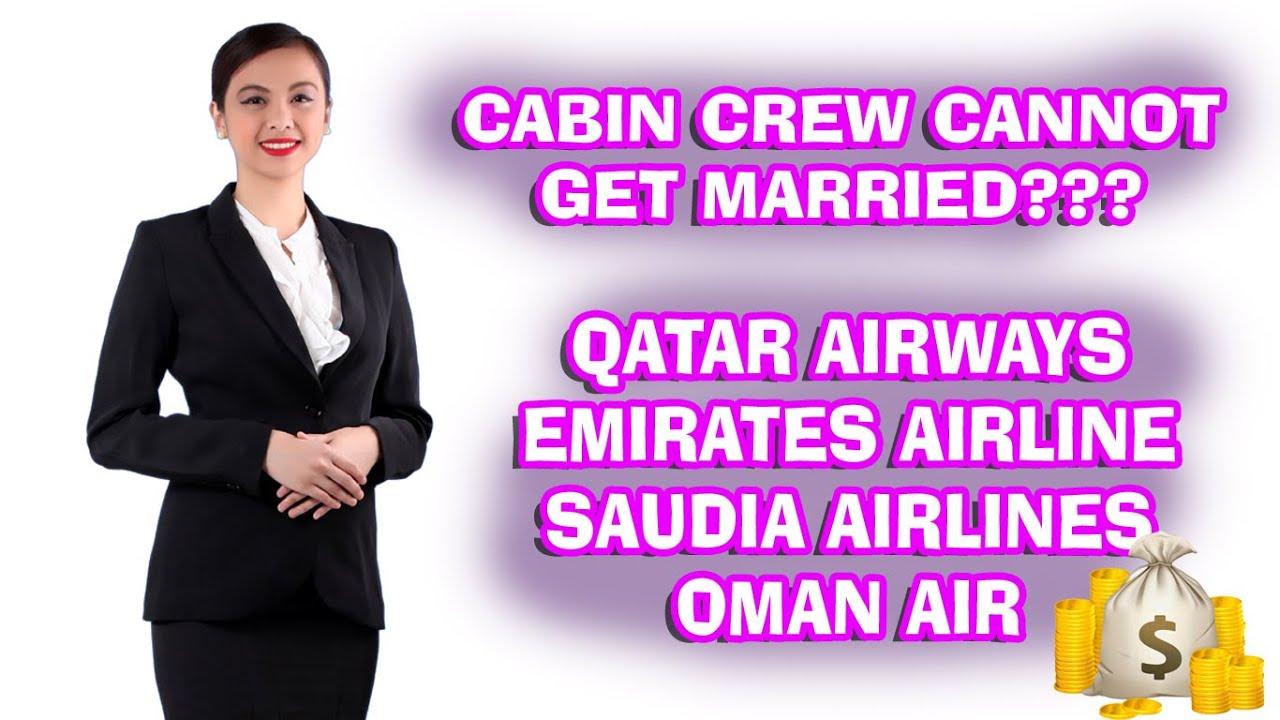 Salaries & Benefits of Cabin Crew (Emirates, Qatar Airways, Oman Air,  Saudia)
