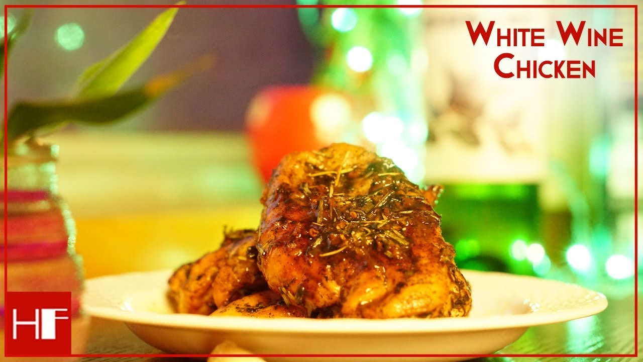 Continental main course white wine chicken youtube continental main course white wine chicken forumfinder Images